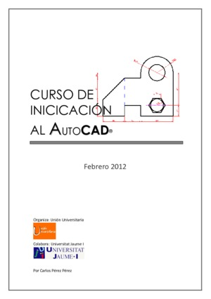 manual autocad 2019 español pdf