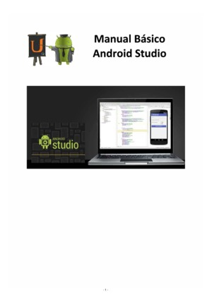 Manual básico Android Studio