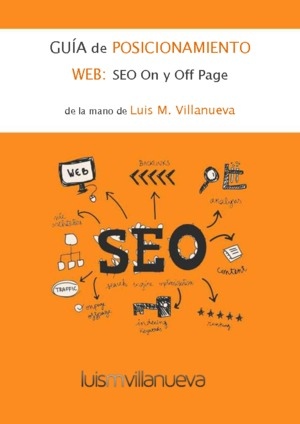 Guía de posicionamiento Web SEO On y Off Page