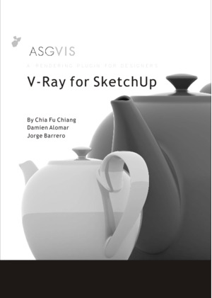 Manual V-Ray para SketchUp