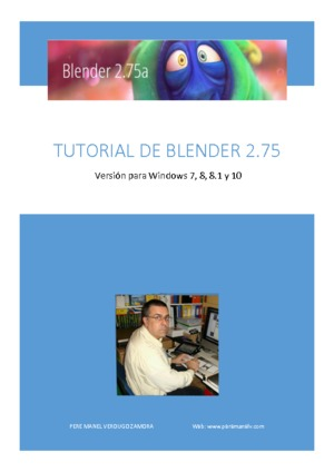 TUTORIAL DE BLENDER 2.75