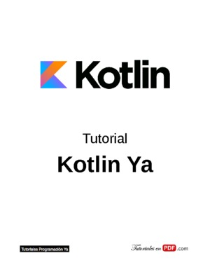 Tutorial Kotlin Ya