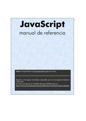 Javascript tutoriales en pdf.