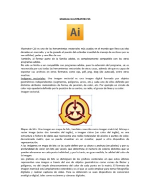 MANUAL ILLUSTRATOR CS5