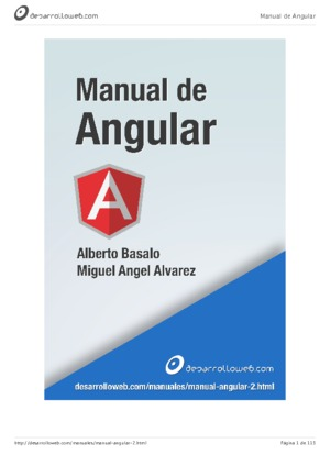 Manual de Angular