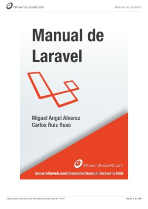 Manual de Laravel
