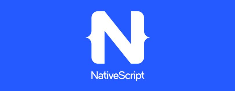 NativeScript tutorial PDF