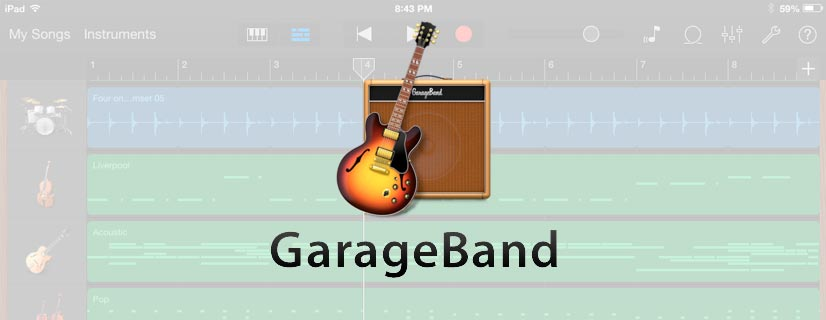 GarageBand tutorial PDF